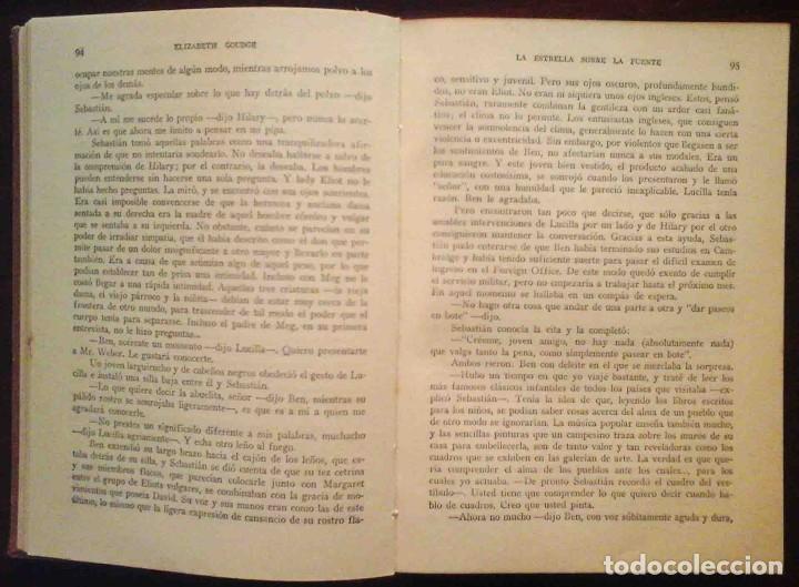 Libros de segunda mano: La estrella sobre la fuente (Elizabeth Goudge) Ed. Éxito 1954 - Foto 4 - 214019857