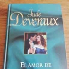 Libros de segunda mano: EL AMOR DE LADY LIANA (JUDE DEVERAUX). Lote 214080728