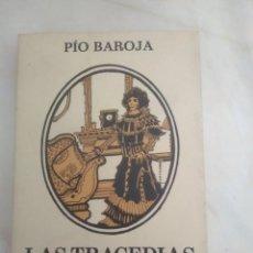 Libros de segunda mano: LAS TRAGEDIAS GROTESCAS, EL PASADO II, CARO RAGGIO 1973, LIBRO. Lote 214111518