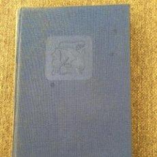 Libros de segunda mano: EL CABALLO DE MADERA. AUTOR, ERIC WILLIAMS. EDICIONES DESTINO - AÑO 1951 PRIMERA EDICIÓN. Lote 214122878