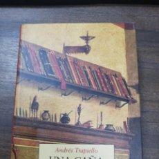Libros de segunda mano: UNA CAÑA QUE PIENSA. ANDRES TRAPIELLO. 1ª EDICION. 1998. PRE-TEXTOS NARRATIVA.. Lote 214259332