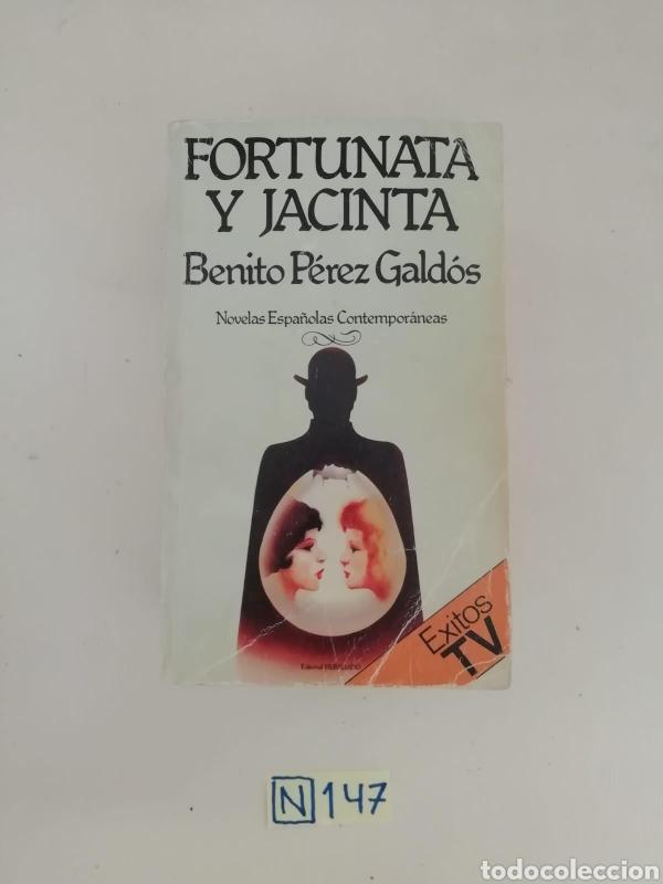 FORTUNATA Y JACINTA (Libros de Segunda Mano (posteriores a 1936) - Literatura - Narrativa - Otros)