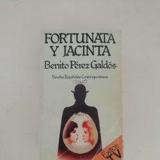 Libros de segunda mano: FORTUNATA Y JACINTA. Lote 214311946