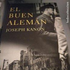Libros de segunda mano: EL BUEN ALEMAN. JOSEPH KANON.. Lote 214368638