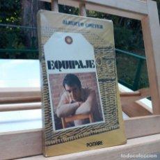 Libros de segunda mano: EQUIPAJE / ALBERTO CORTEZ / POMAIRE / 1978. Lote 214470162