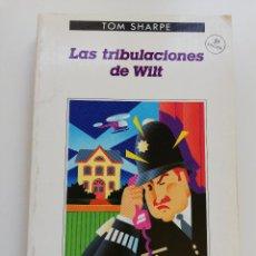 Libros de segunda mano: LAS TRIBULACIONES DE WILT (TOM SHARPE). Lote 214832941