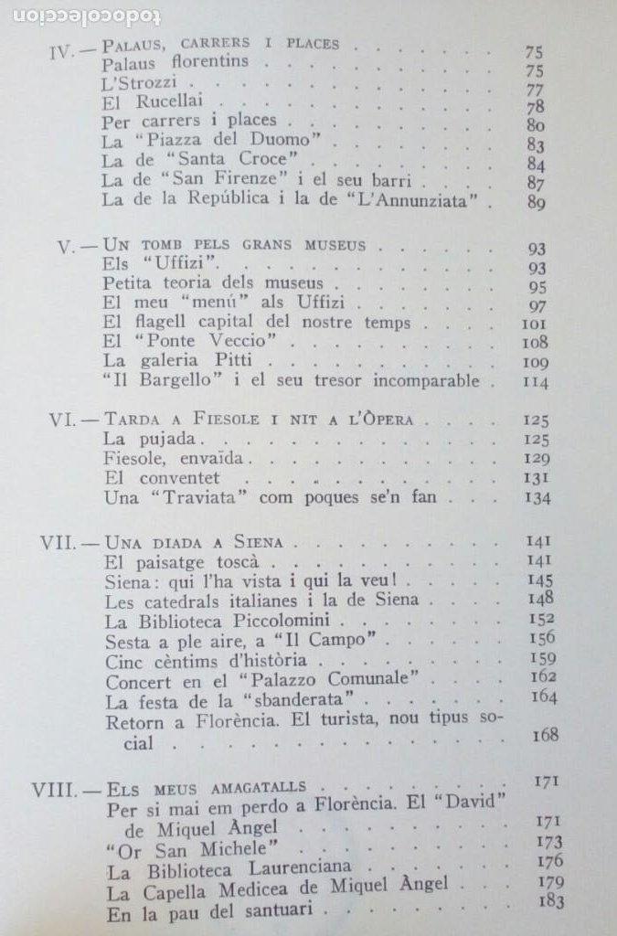 Libros de segunda mano: LHOME ES EL TOT. FLORENCIA CURA DAIRES ** EDITORIAL SELECTA PRIMERA EDICIÓ 1962. - Foto 6 - 214914226