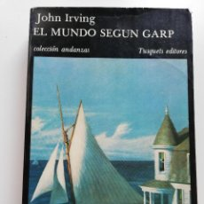 Libros de segunda mano: EL MUNDO SEGÚN GARP (JOHN IRVING). Lote 215007832