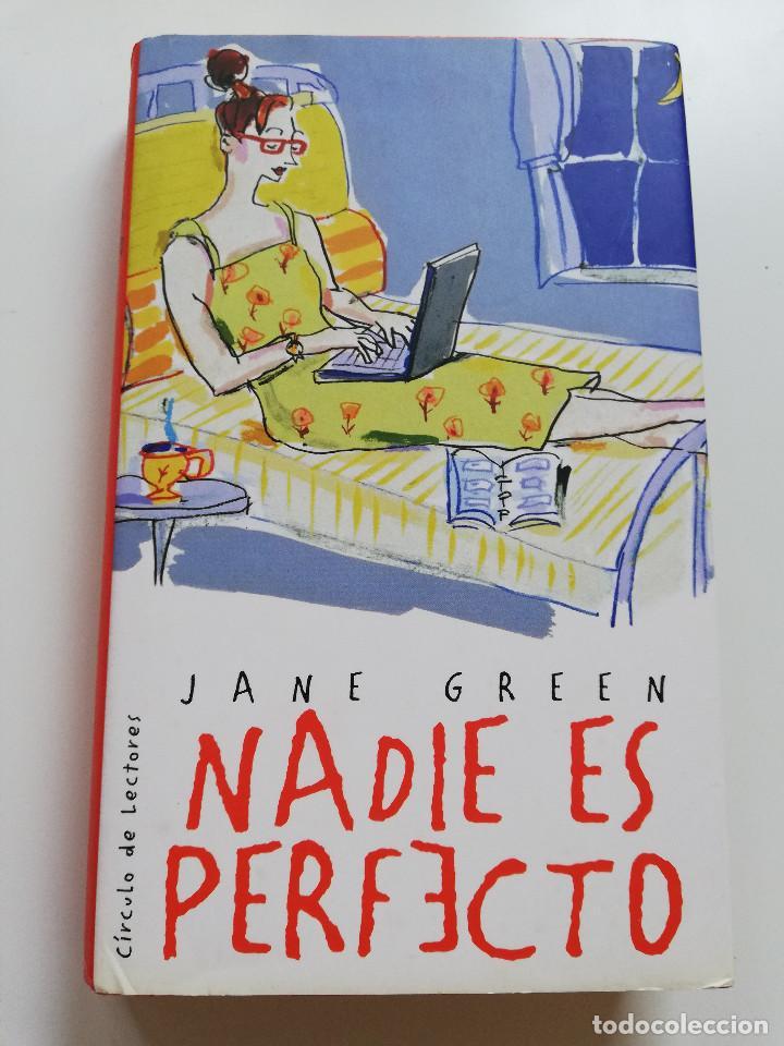 NADIE ES PERFECTO (JANE GREEN) (Libros de Segunda Mano (posteriores a 1936) - Literatura - Narrativa - Otros)