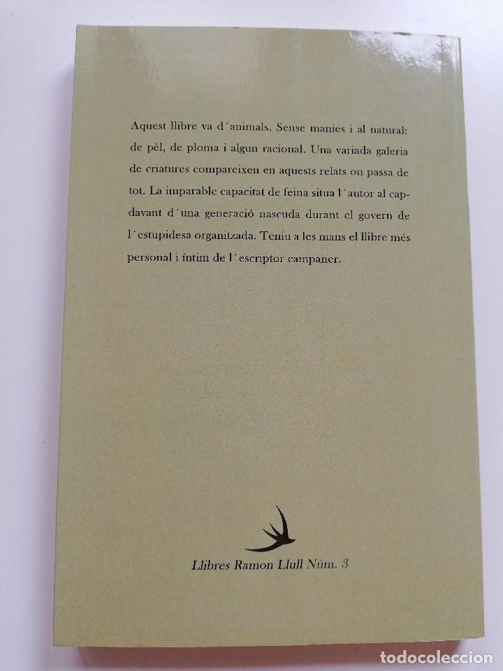 Libros de segunda mano: BESTIARI (MIQUEL ADROVER) - Foto 4 - 215008688