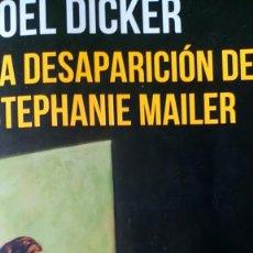 Libros de segunda mano: LA DESAPARICIÓN DE STEPHANIE MAILER, JOËL DICKER. Lote 215063051