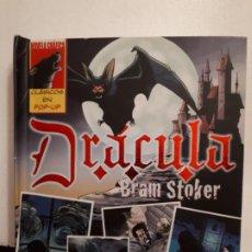 Libros de segunda mano: DRACULA LIBRO POP-UP. Lote 215413716