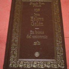 Libros de segunda mano: JUAN ESLAVA GALÁN - EN BUSCA DEL UNICORNIO - ED. PLANETA - 1994. Lote 215775393