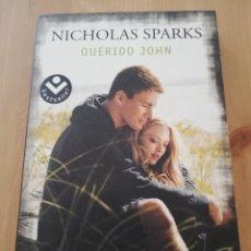 Libros de segunda mano: QUERIDO JOHN (NICHOLAS SPARKS). Lote 216450327