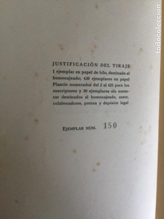 Libros de segunda mano: Libro bibliofilia numerado. Bibliografia Manuel de Montoliu. Federico Torres Brull. Tarragona 1951. - Foto 2 - 216903840