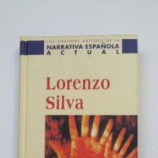 Libros de segunda mano: EL ALQUIMISTA IMPACIENTE. LORENZO SILVA. LOS GRANDES AUTORES DE LA NARRATIVA ESPAÑOLA ACTUAL. TDK513. Lote 217263402
