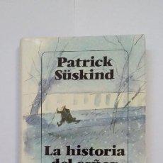 Libros de segunda mano: LA HISTORIA DEL SEÑOR SOMMER. - PATRICK SÜSKIND. SEIX BARRAL BIBLIOTECA BREVE. TDK513. Lote 217264283