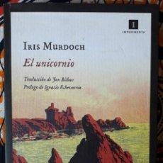 Libros de segunda mano: IRIS MURDOCH . EL UNICORNIO . IMPEDIMENTA. Lote 217282183