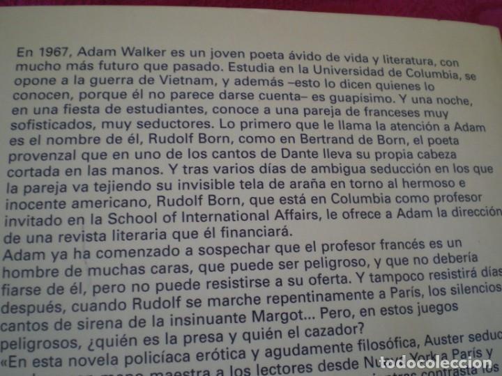Libros de segunda mano: INVISIBLE. PAUL AUSTER. PANORAMA DE NARRATIVAS 741. ANAGRAMA. - Foto 5 - 217537678