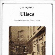 Libros de segunda mano: ULISES, JAMES JOYCE. Lote 217633345