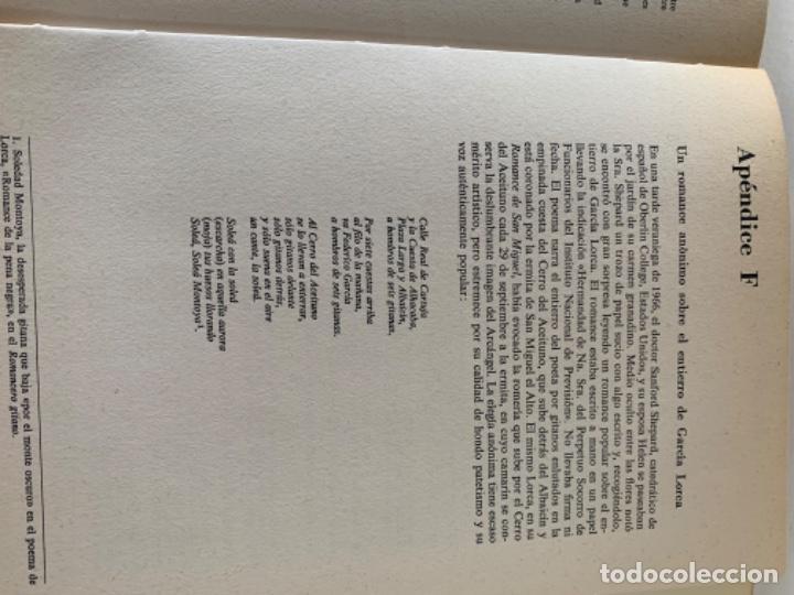 Libros de segunda mano: La represión de Granada en 1936 y la muerte de Federico García Lorca - Foto 4 - 217924175