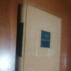 Libros de segunda mano: LA ENGAÑADA. THOMAS MANN. EDHASA. 1955. TAPA DURA. BUEN ESTADO. Lote 218160507