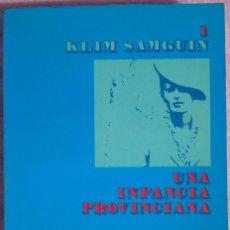 Libros de segunda mano: LA VIDA DE KLIM SAMGUIN, VOL. I; UNA INFANCIA PROVINCIANA – MAXIMO GORKI (FUNDAMENTOS, 1971). Lote 218221313