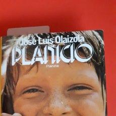Libros de segunda mano: PLANICIO - JOSÉ LUIS OLAIZOLA. Lote 218456548