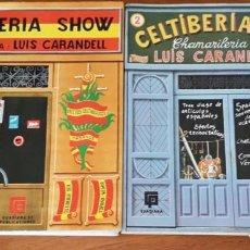 Libros de segunda mano: LIBROS CRITICA POLÍTICA CARANDELL 1972. Lote 218557427