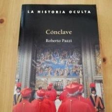 Libros de segunda mano: CÓNCLAVE (ROBERTO PAZZI). Lote 218594996
