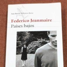 Libros de segunda mano: PAÍSES BAJOS. FEDERICO JEANMAIRE.. Lote 218642456
