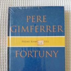 Libros de segunda mano: FORTUNY - (PRECINTADO!!!) - PERE GIMFERRER - COL. GE- BIBLI GRANS PREMIS - PJRB. Lote 218707573