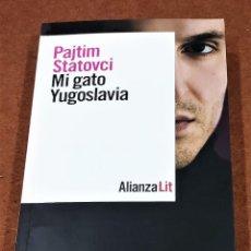 Livres d'occasion: MI GATO YUGOSLAVIA. PAJTIM STATOVCI.. Lote 218750133