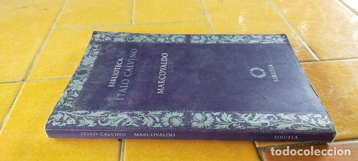 MARCOVALDO - BIBLIOTECA ITALO CALVINO - SIRUELA X303 (Libros de Segunda Mano (posteriores a 1936) - Literatura - Narrativa - Otros)