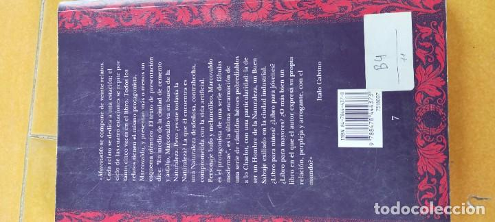 Libros de segunda mano: MARCOVALDO - BIBLIOTECA ITALO CALVINO - SIRUELA X303 - Foto 3 - 218757843