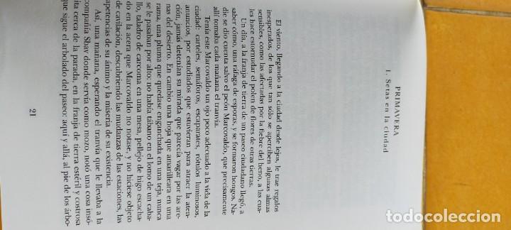 Libros de segunda mano: MARCOVALDO - BIBLIOTECA ITALO CALVINO - SIRUELA X303 - Foto 10 - 218757843