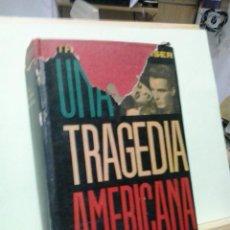 Libri di seconda mano: LMV - UNA TRAGEDIA AMERICANA. THEODORE DREISER. Lote 218766291