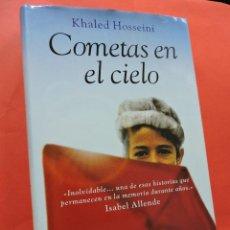 Libri di seconda mano: COMETAS EN EL CIELO. HOSSEINI, KHALED. 5ª ED. EDICIONES SALAMANDRA. BARCELONA 2006.. Lote 218771656
