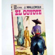 Libros de segunda mano: EL COYOTE. LA GLORIA DE DON GOYO. CESAR MALLORQUI. 1ª EDIC. 1971. Lote 218840125