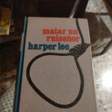 Libros de segunda mano: MATAR UN RUISEÑOR (HARPER LEE). Lote 218841991