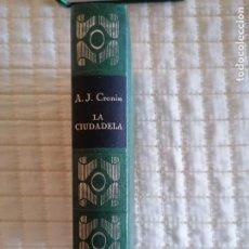 Libros de segunda mano: LA CIUDADELA. Lote 218842906