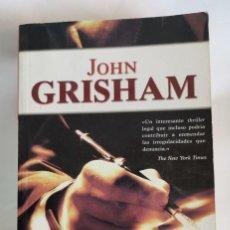 Libros de segunda mano: EL REY DE LOS PLEITOS JHON GRISHAM. Lote 218849247
