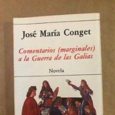 Libros de segunda mano: ESPECTROS, PARPADEOS Y SHAZAM! JOSÉ MARÍA CONGET. NUEVO. Lote 218849292