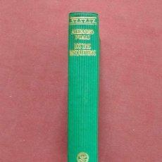 Libros de segunda mano: LOS TRES MOSQUETEROS - ALEJANDRO DUMAS - AGUILAR. Lote 218856892