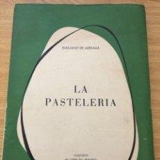 Libros de segunda mano: LA PASTELERÍA DE EMILIANO ARRIAGA. TIRADA NUMERADA 81 DE 100. EL COFRE BILBAINO 1962. Lote 219057407