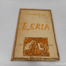 Libros de segunda mano: VICENTE RISCO LERIA Q2945T. Lote 219064427