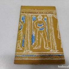 Libros de segunda mano: T.M. PALUTO A COMEDIA DA OLIÑA Q2964T. Lote 219067945