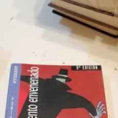 Libros de segunda mano: C-7 LIBRO EL MISTERIO DEL TESTAMENTO ENVENENADO HOMERO POLAR. Lote 219182348