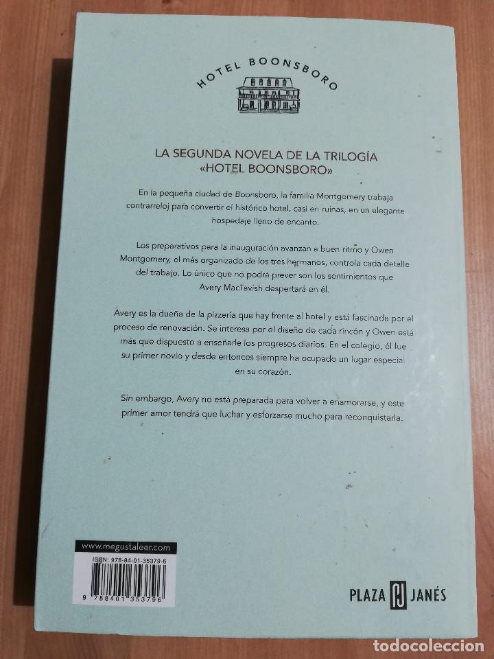 Libros de segunda mano: EL PRIMER Y ÚLTIMO AMOR (NORA ROBERTS) - Foto 3 - 219336661