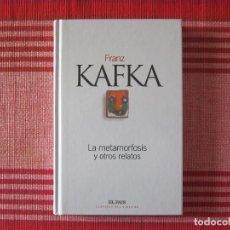 Livros em segunda mão: LA METAMORFOSIS Y OTROS RELATOS - FRANZ KAFKA. Lote 219499063